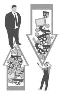 distribucion-de-ganancias-de-empresas